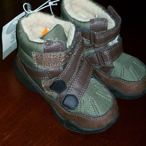 Size 7 toddler boy winter boots